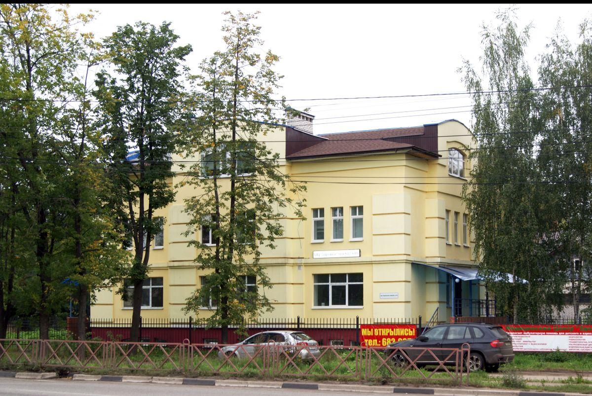 Неврологическое отделение 33 больницы нижний новгород