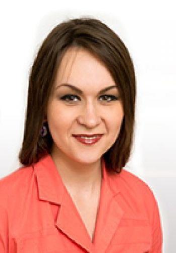 Клокова Екатерина Вячеславовна